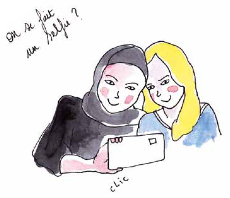 L'altérité | On se fait un selfie?