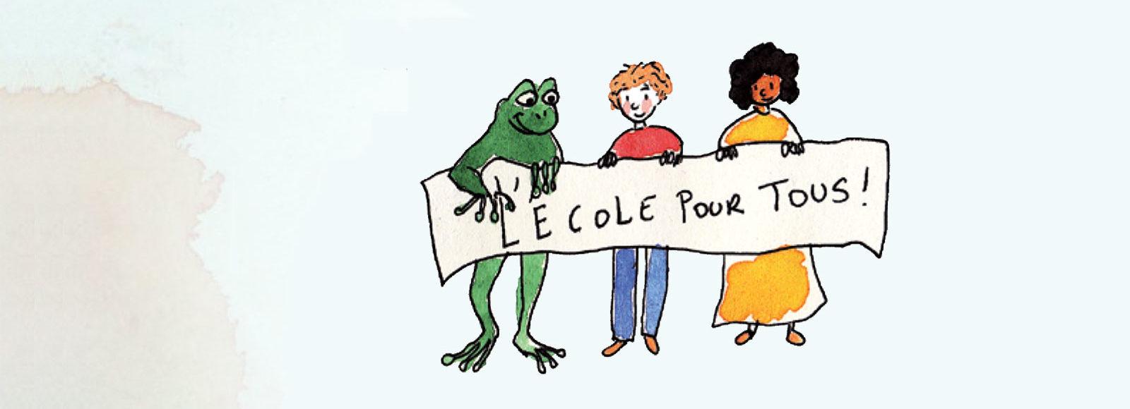 L'action laïque - L'école pour tous